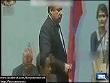 Nawaz Sharif ,Narendra Modi ignore each other at SAARC
