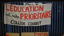 Seine-Saint Denis: des parents occupent une école bientôt exclue de ZEP