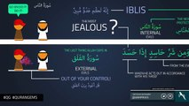 Protect Yourself - Quran Gems from an Nas and al Falak - NAK Illustrated