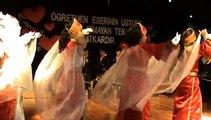 """Özel Konya Sistem Koleji Kafkas Dansları"""" Şeyh Şamil"""" Sınıf 4/B Öğretmen Necip TURAN-Video A.Yılmaz UÇTU"""