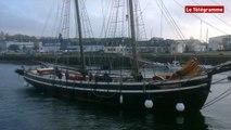 Concarneau. La flotte de l'Armada de l'Espoir est arrivée à bon port