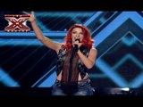 Песня за жизнь - Мария Кацева - Четвертый прямой эфир - Х-фактор 4 - 16.11.2013