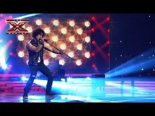 Дмитрий Сысоев - It's my life - Bon Jovi - Первый прямой эфир - Х-Фактор 3 - 27,10.2012