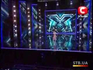Марьяна Латий Кастинг «The final countdawn» «Х-фактор» в Одессе
