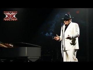 Яков Головко - Unchain My Heart - Joe Cocker - Первый прямой эфир - Х-Фактор 3 - 27,10.2012