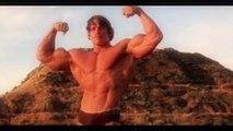 Arnold Schwarzenegger Bodybuilding Training - No Pain No Gain