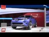 Toyota C-HR Concept - En direct du Mondial de l'Auto avec auto-moto.com