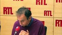 Éric Zemmour et sa chronique sur la délinquance
