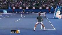 Open d'Australie : Federer élimine Murray