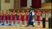 "Le basketteur Dennis Rodman chante ""Happy Birthday"" à Kim Jong-un"