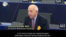 """Godfrey Bloom : """"Les gens vont vous pendre et ils auront raison..."""""""