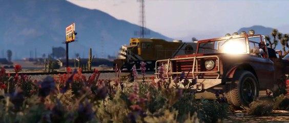 Un nouvel publicité télé pour GTA V de Grand Theft Auto V