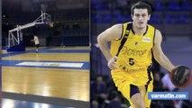 HTV-basket : le panier fou d'Axel Julien