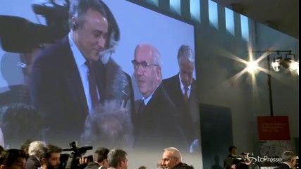 Tavecchio: A Torino la capitale dello sport? Atto dovuto