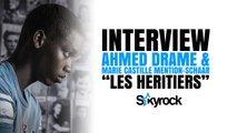 Interview Marie Castille Mention-Schaar & Ahmed Dramé  - Les Héritiers