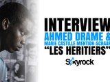 Interview Ahmed Dram� & Marie-Castille Mention-Schaar