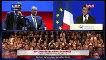 Discours de Manuel Valls au 97ème Congrès des maires