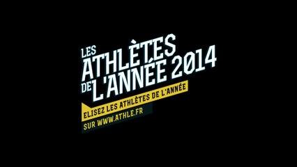 Athlète masculin de l'année 2014 : Les nominés
