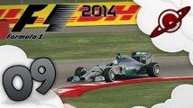 F1 2014 |  Carrière Coop #9: Grand Prix de Grande Bretagne [FR]