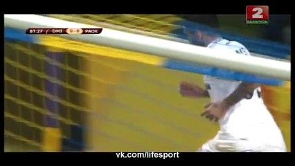 Обзор матча · Динамо Минск (Минск) - ПАОК (Cалоники) - 0:2