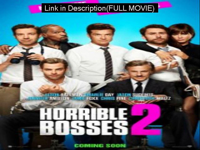 Horrible Bosses 20 20014 HD