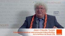 smcl 2014 : itw de H.Wattiez, Délégué territorial ERDF de Seine-Maritime (76) et de J.C.Turpin, Président du SIEBR (76)