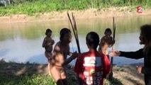 Les Indiens d'Amazonie menacés par la déforestation