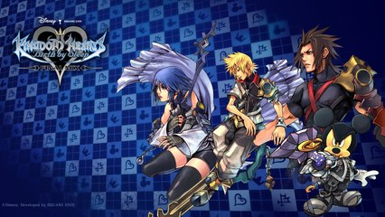 Kingdom Hearts Birth by Sleep Final Mix [JAP](Direct Live PS3)[HD]