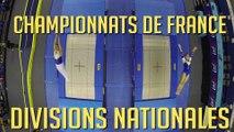 Live Trampoline et Tumbling, championnats de France Divisions Nationales