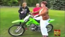 NEW Motorcycle Accidents Stunt Bike Crashes Motorbike Accidents 2014