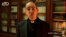 Père Rougé : Mgr Brincard et Emile Poulat