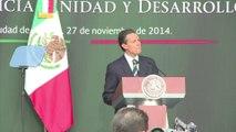 Mexique : Pena Nieto propose de dissoudre les polices municipales