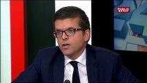 Congrès des maires : « François Baroin a été très mal élu », selon le socialiste Luc Carvounas