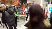 Black Friday chaos in UK stores
