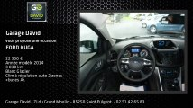 Annonce Occasion FORD KUGA 2.0 TDCI 140 FAP TREND 2014