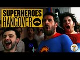 SURICATE - The Superheroes Hangover