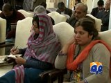 Govt allows PTI to hold rally at Jinnah Avenue on Nov 30-Geo Reports-28 Nov 2014