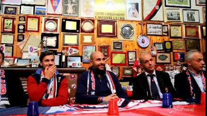 Calcio, presidente del Cagliari Giulini incontra tifoseria e rappresentanti Club