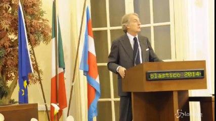 Montezemolo: One man show in politica non esiste più