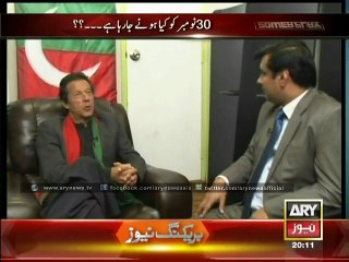 Nation Need to take a stand against corrupt leaders, says Imran
