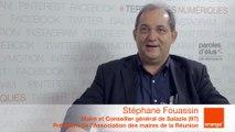 smcl 2014 : itw de S.Fouassin, Maire et CG de Salazie (97)