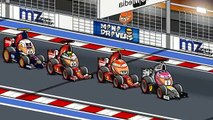 MiniDrivers - Chapter 6x19 - 2014 Abu Dhabi Grand Prix