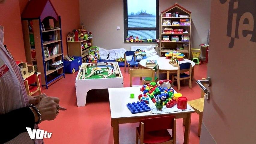 VOtv Visite de la nouvelle maternité de l'hôpital Veil