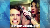 Lucy Hale Creates PLL Memes - Game!