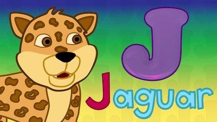 J Harfi - ABC Alfabe SEVİMLİ DOSTLAR Eğitici Çocuk Şarkıları (Türkçe Çizgi Film - Klip)