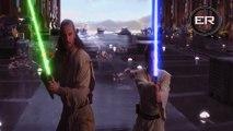 Obi Wan & Qui Gon Ginn Vs Darth Maul(スターウォーズ)