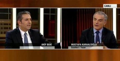 Mustafa Karaalioğlu İlk Kez Konuştu