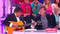 Alain Souchon et Laurent Voulzy chantent pour les filles dans Le Grand 8