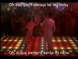 Bee Gees-More than a woman Subtitulado en Español