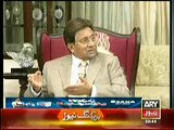 It is impossible to Hide Osama's Information, Its totally Baseless Allegations on me :- Pervaiz Musharraf